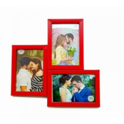 BEAUTIFUL RED  PHOTO FRAME