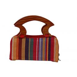 Handicraft Jute HANDLE PURSE SBWT01